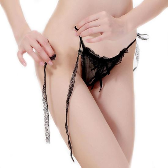 Picture of  Lingerie - Lace thongs 0068